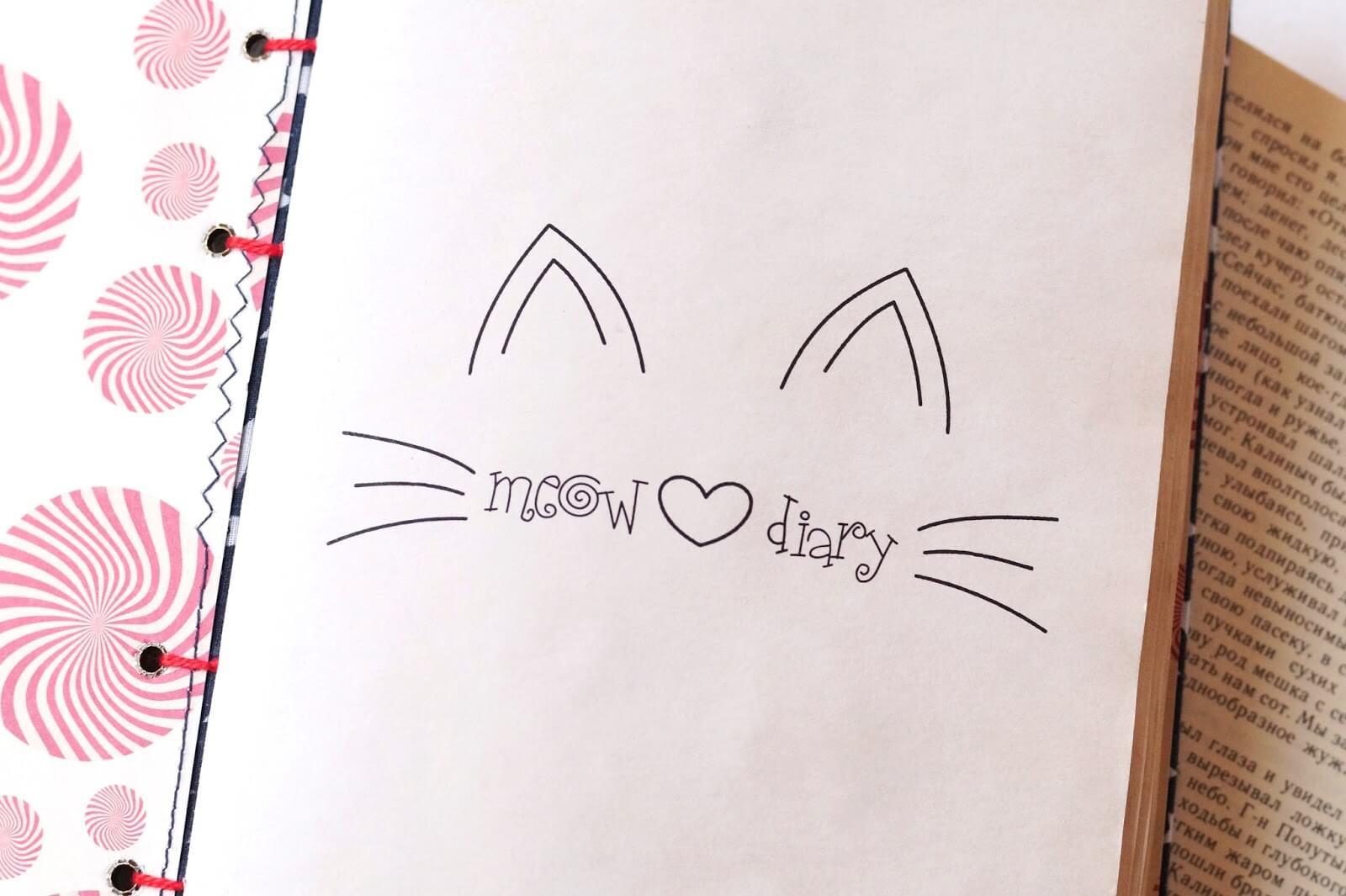 Красивые идеи и картинки для срисовки в личный дневник - сборка (21 фото) 2