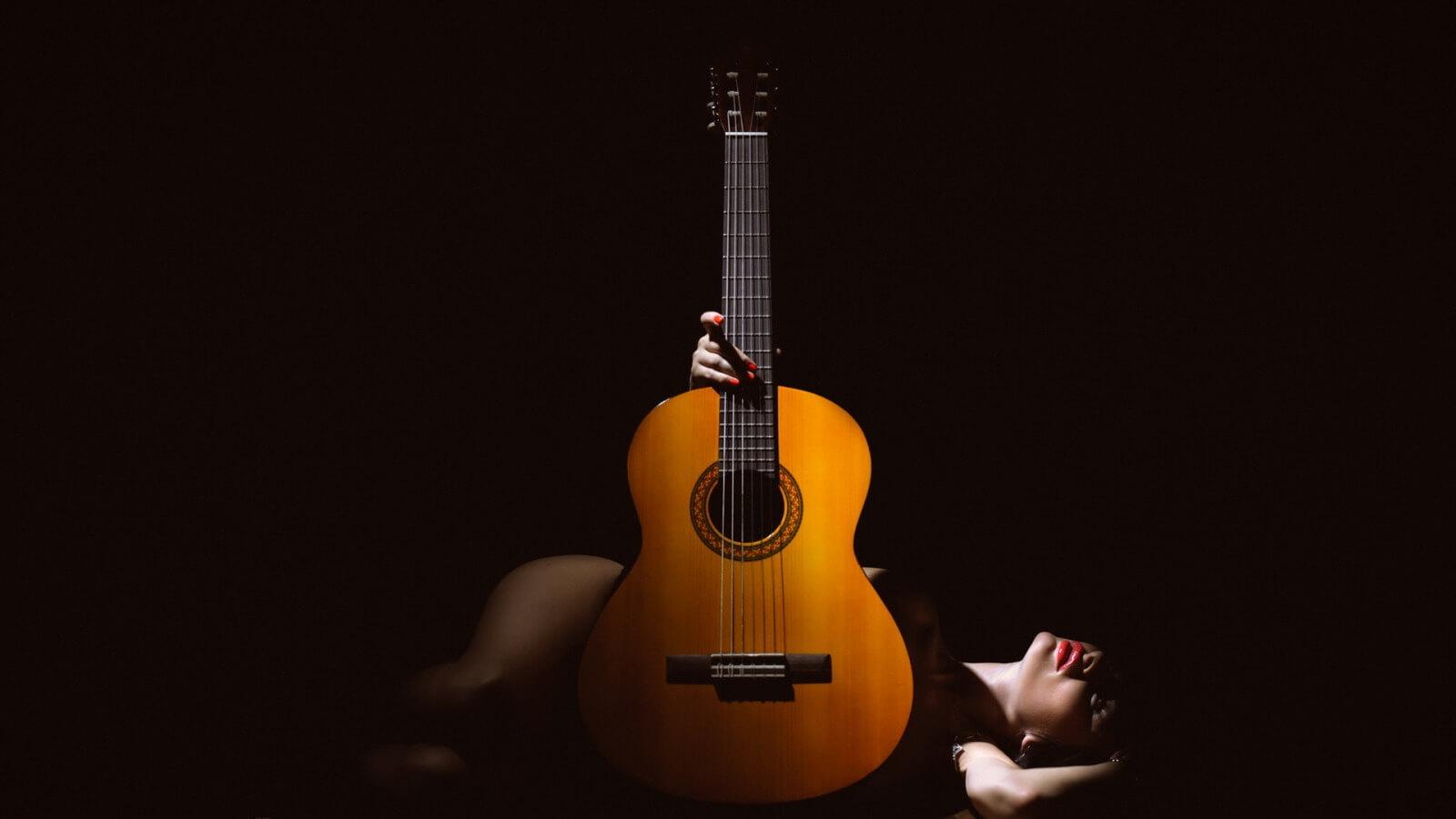 Прикольные картинки девушка и музыка, лучшие обои, фото (26 штук) 3