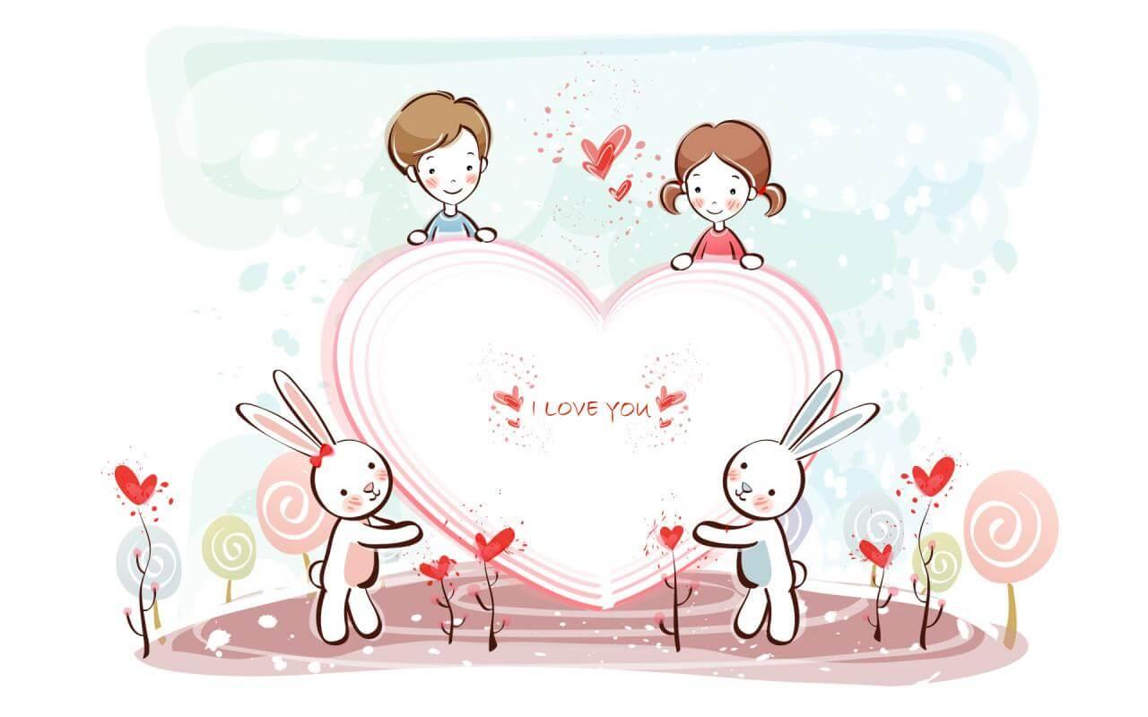 Милые и романтические картинки для любимой - скачать (20 фото) 10