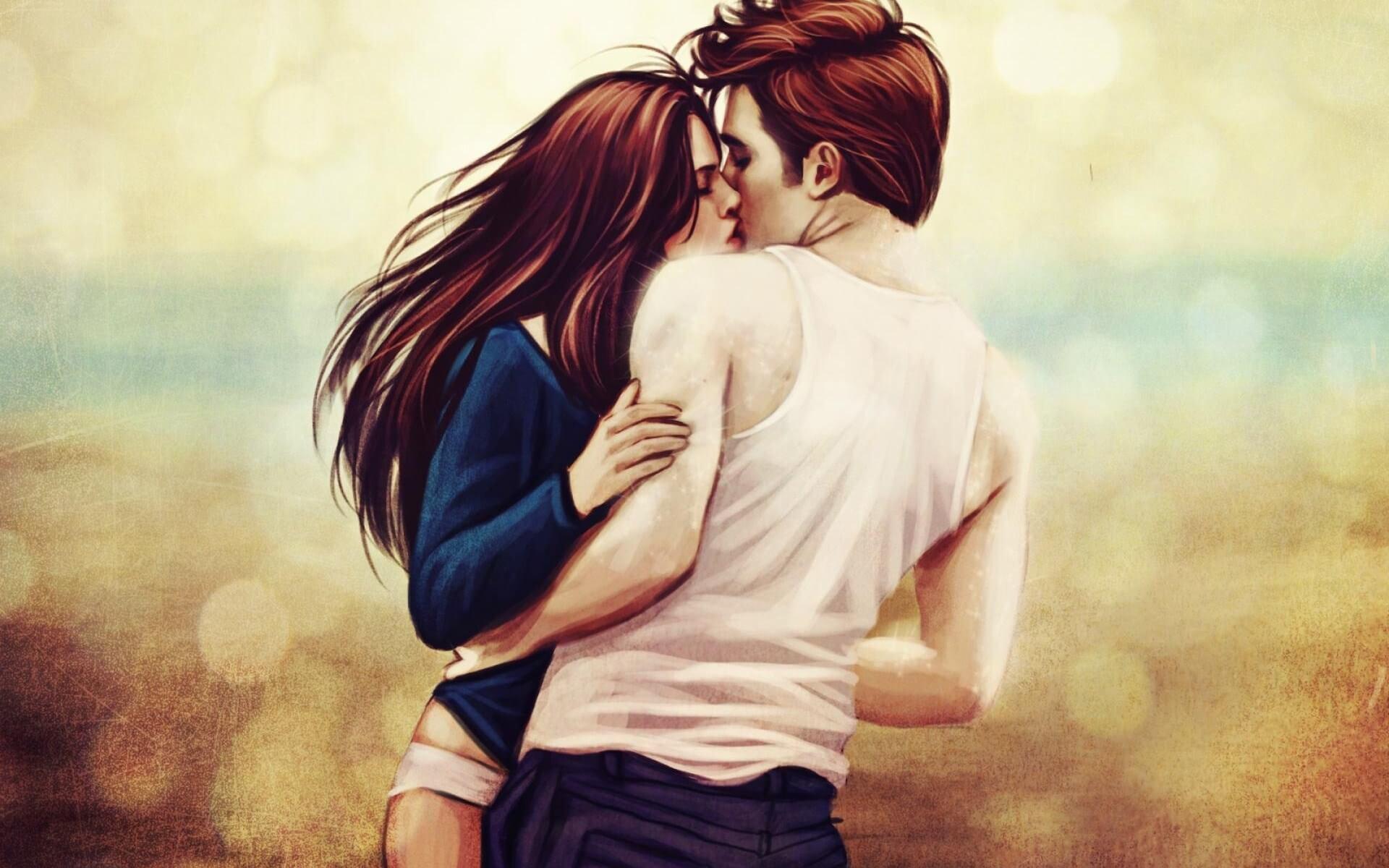 Арт картинки про любовь и отношения - подборка (27 фото) 19