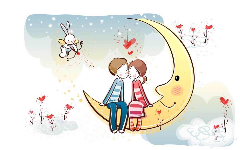 Милые и романтические картинки для любимой - скачать (20 фото) 11
