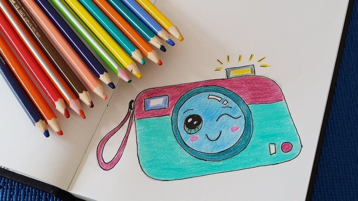Красивые идеи и картинки для срисовки в личный дневник - сборка (21 фото) 19