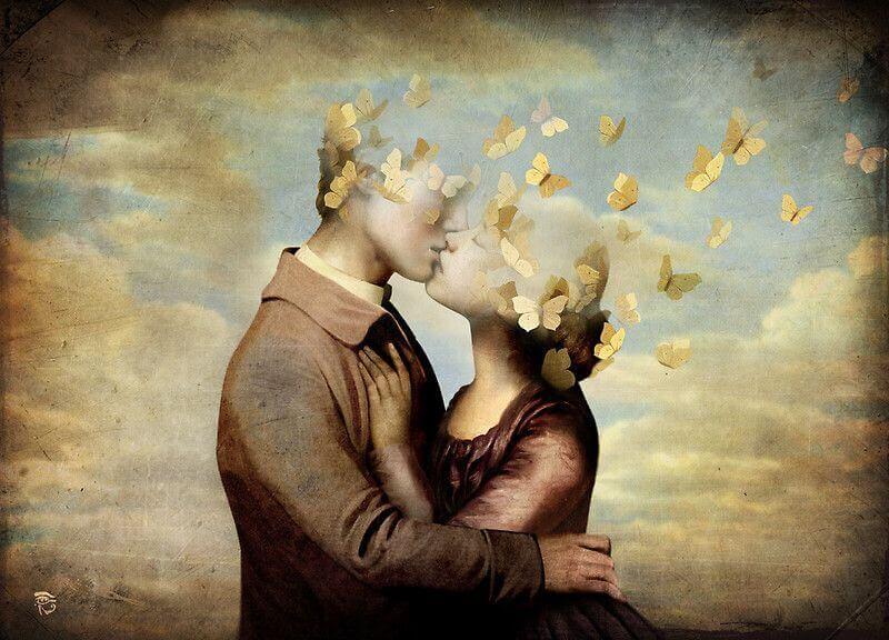 Арт картинки про любовь и отношения - подборка (27 фото) 24