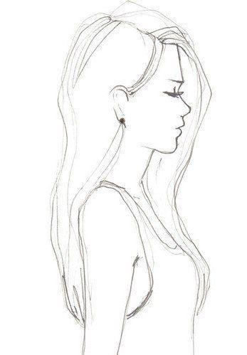 Красивые и прикольные картинки для срисовки - скачать бесплатно 1