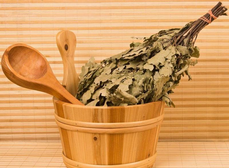 Как правильно запарить веник для бани - основные рекомендации и советы 3