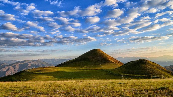 Красивые и удивительные картинки, фото гор - лучшая подборка 13