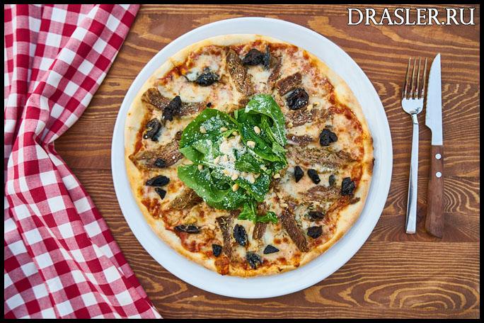 Пицца - полезный фастфуд. История появления и распространение 2