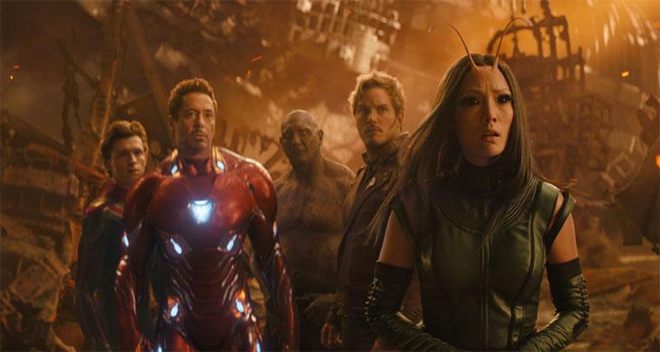 Рецензия на фильм Мстители Война Бесконечности - важные моменты 3