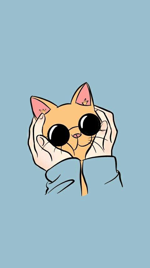 случаю картинки коты в стиле тумблер что долгие
