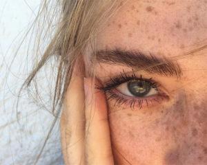 Красивые картинки глаз на аву и аватарку для девушек - подборка 14