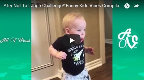 Смешные и прикольные видео про детей - лучшая подборка