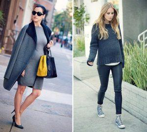 Как выбрать одежду для беременных, на что обратить внимание 4