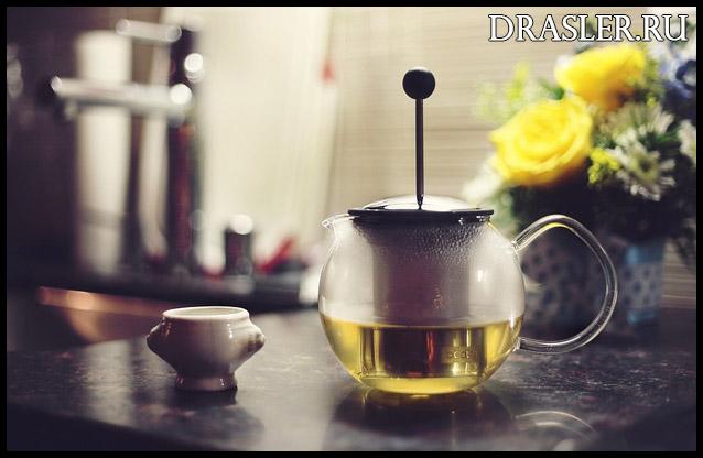 Какую пользу приносит зеленый чай для волос и кожи - интересное 1