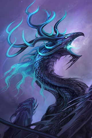 Скачать картинки драконов на заставку телефона - самые лучшие 9