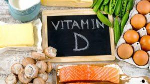 Пять последствий недостатка витамина D. Зачем нужен витамин D 1