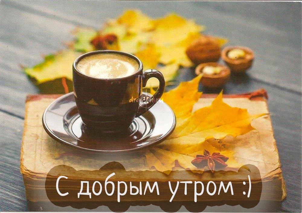 Открытки с добрым утром и хорошим настроением позитивного для мужчины