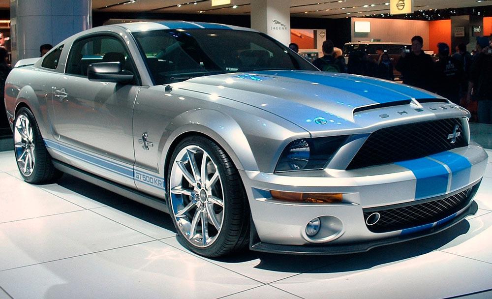 Ford Mustang фотогалерея: 254 фото высокого качества