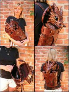 Фото, картинки классных и прикольных рюкзаков - подборка 9