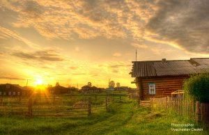 """""""Вечер в деревне"""" - удивительные и невероятные фотографии 15 штук 15"""