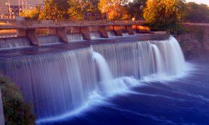 Скачать бесплатно красивые картинки водопады - подборка 10