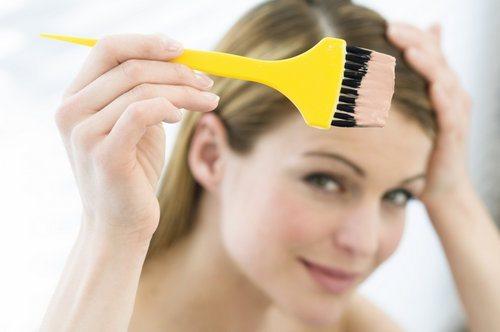 Как убрать пятна от краски для волос Полезные советы и способы 1