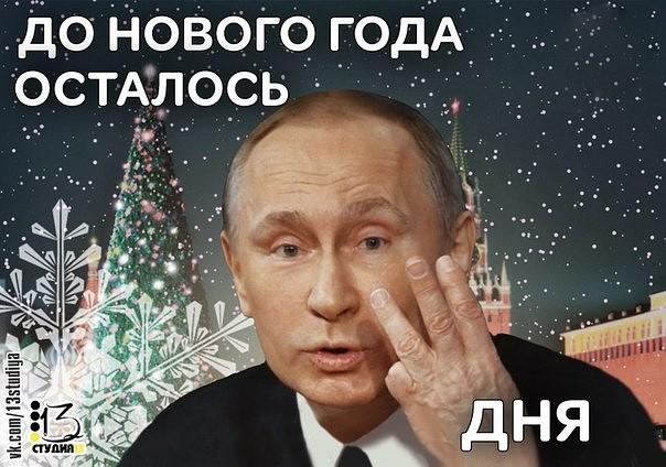 Ролики, до нового года осталось картинки смешные