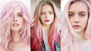 Как покрасить волосы в розовый цвет в домашних условиях 1