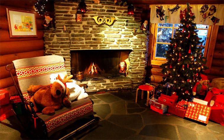 Как украсить новогоднюю комнату своими руками - простые советы 2