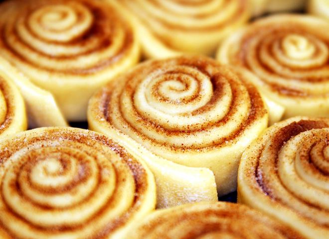Сладкие булочки с корицей - вкусный рецепт и приготовление 1