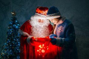 Прикольные картинки Дедов Морозов и Снегурочек 7
