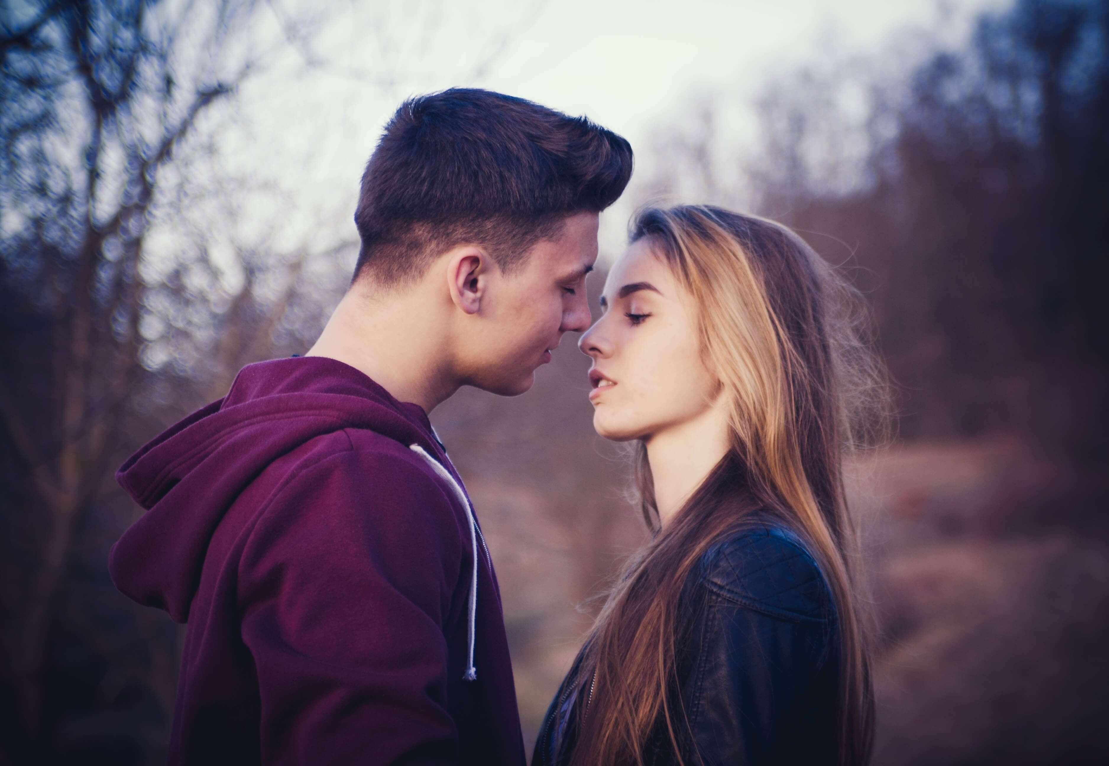Картинки парня и девушки пары