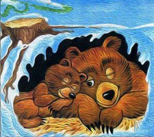 Медведь красивые и прикольные картинки для детей - сборка 7
