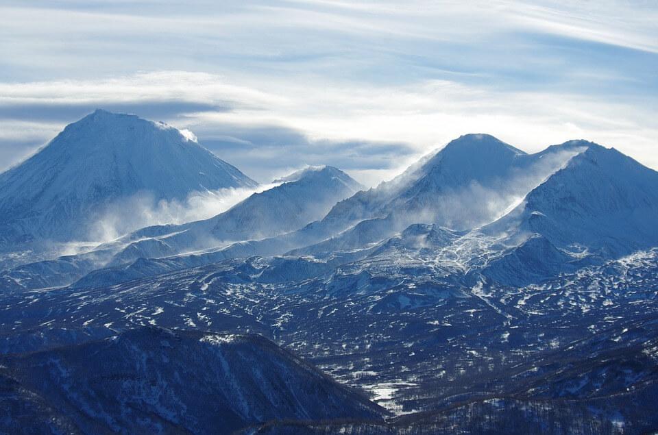 Снежные горы - удивительные картинки и фотографии 11