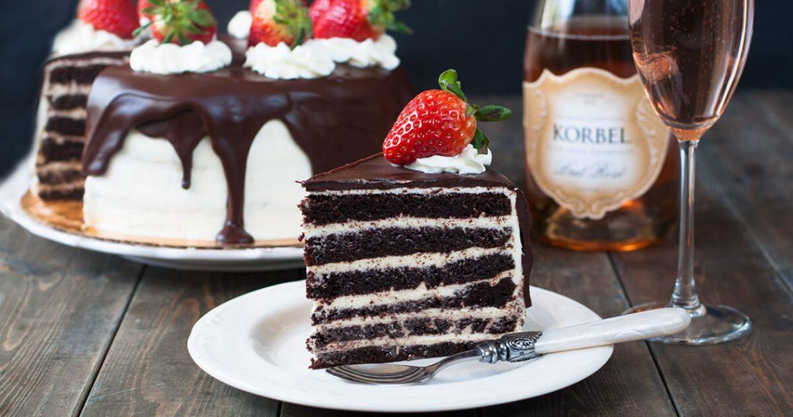 Самый вкусный шоколадный торт - подборка фото 26