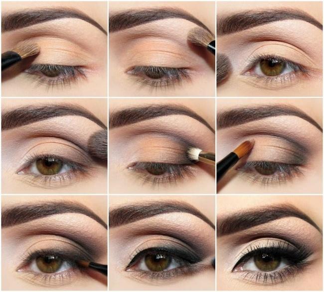 Как визуально сделать глаза больше и выразительнее 1