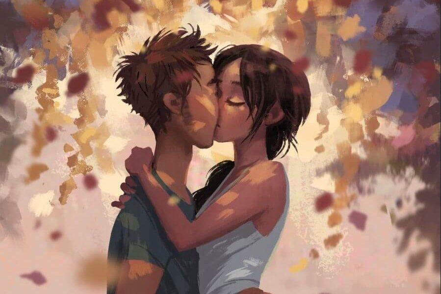 Арт картинки про любовь и отношения - подборка (27 фото) 23