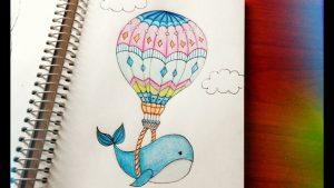 Красивые идеи и картинки для срисовки в личный дневник - сборка (21 фото) 15