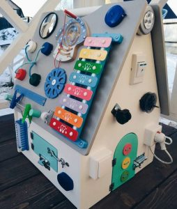 Бизиборд фото   интересная игрушка ребенку (36 картинок) (31)