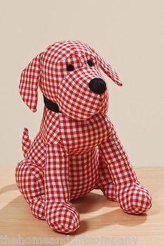 Выкройка собаки из ткани своими руками   коллекция (26 картинок) (14)