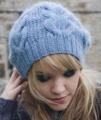 Вязаные шапки и снуды в тренде этой зимой 2019   коллекция (25 картинок) (2)