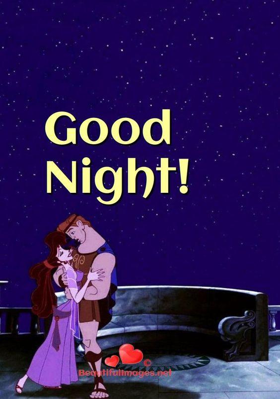 Доброй ночи картинки красивые для любимой   коллекция открыток 20 штук (4)