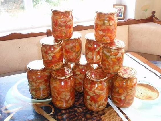 Заготовки на зиму лучшие рецепты бабушки   скачать бесплатно 20 штук (7)