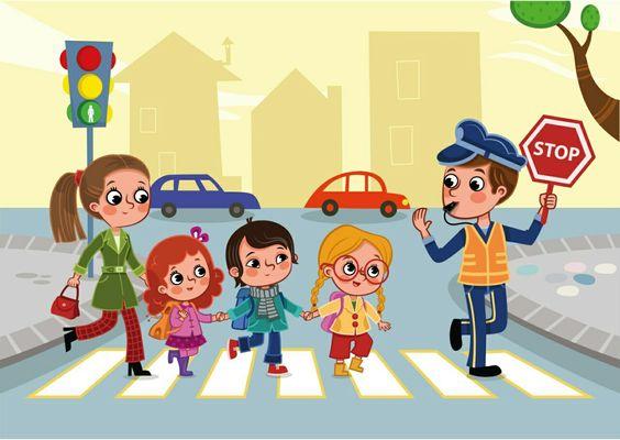 Картинки правила дорожного движения   подборка (28 картинок) (10)