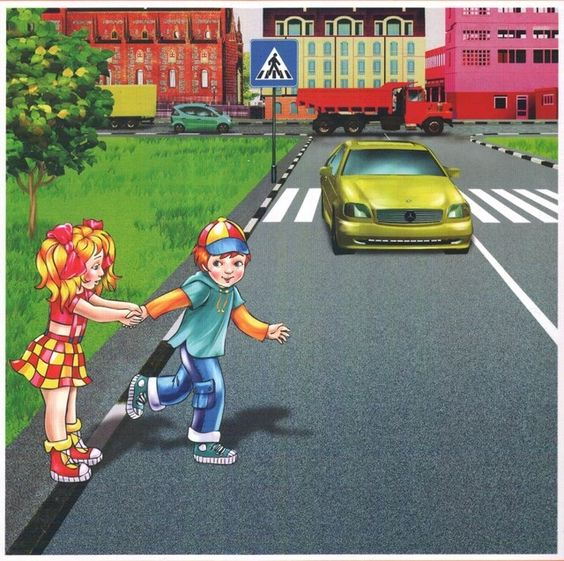 Картинки правила дорожного движения   подборка (28 картинок) (12)
