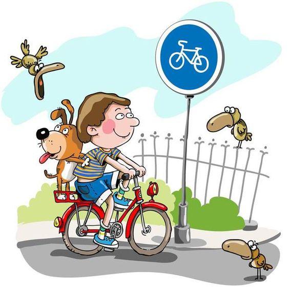 Картинки правила дорожного движения   подборка (28 картинок) (19)