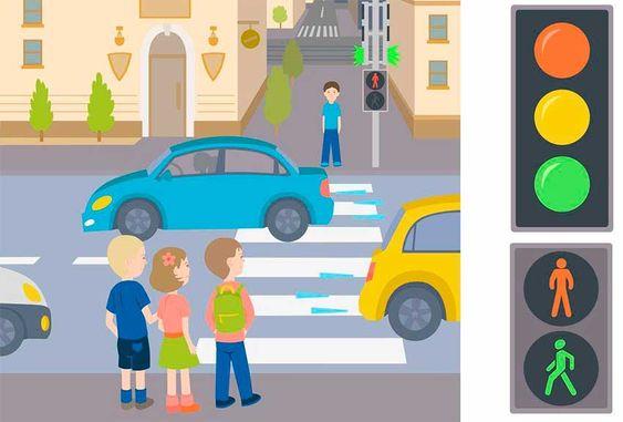 Картинки правила дорожного движения   подборка (28 картинок) (24)