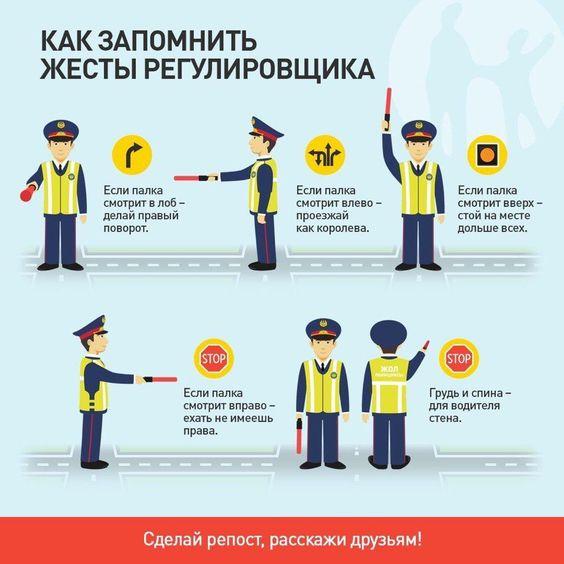 Картинки правила дорожного движения   подборка (28 картинок) (28)