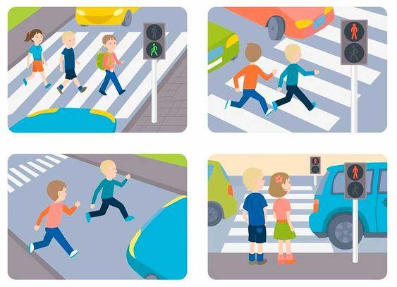 Картинки правила дорожного движения   подборка (28 картинок) (6)