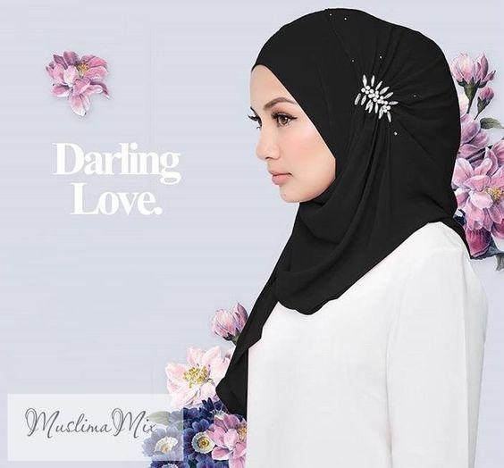 Красивые девушки в хиджабе   подборка 27 фотографий (1)