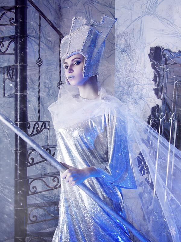 фото и рисунки снежной королевы